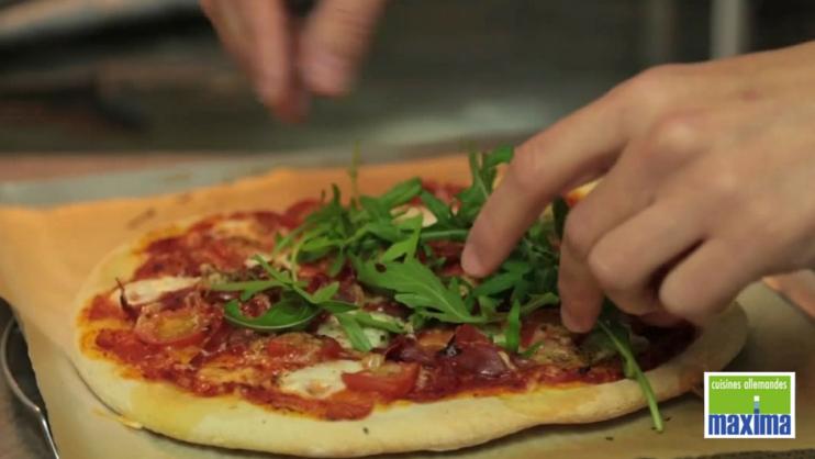 Recette facile de Pizza maison