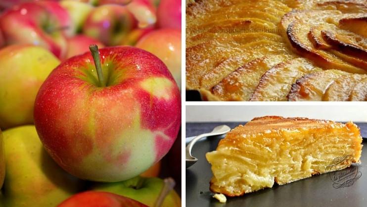 4 recettes délicieuses et gourmandes pour fêter l'automne avec des pommes !