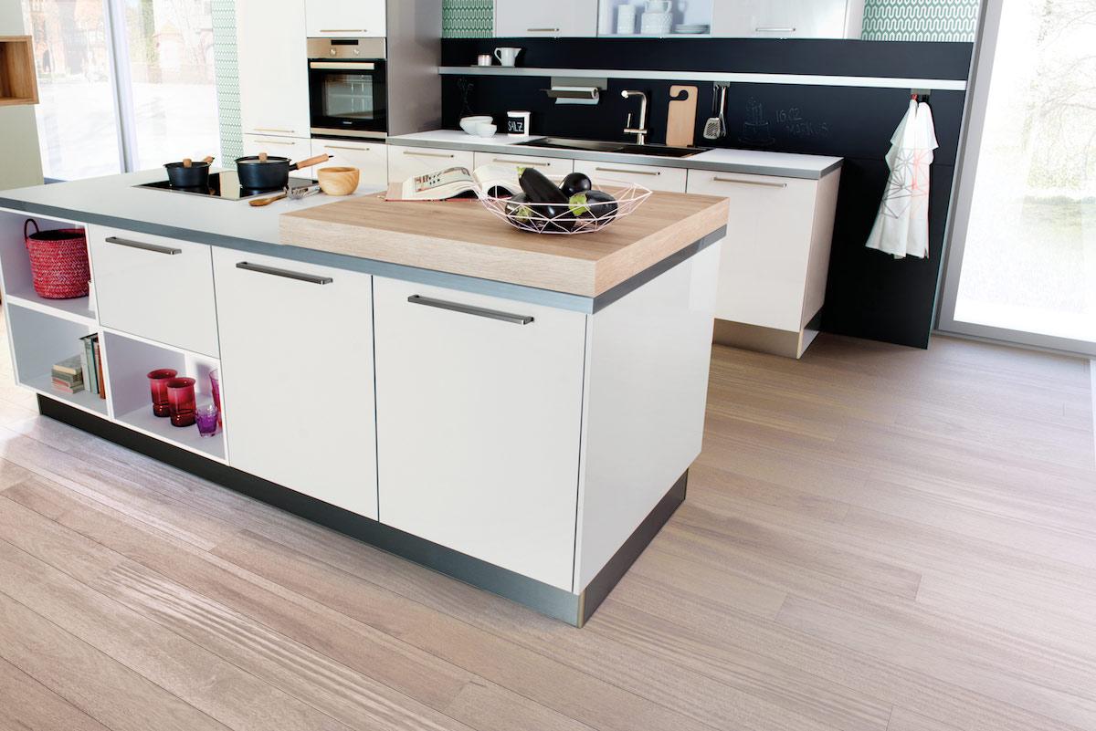 cuisine c 203 satin maxima. Black Bedroom Furniture Sets. Home Design Ideas