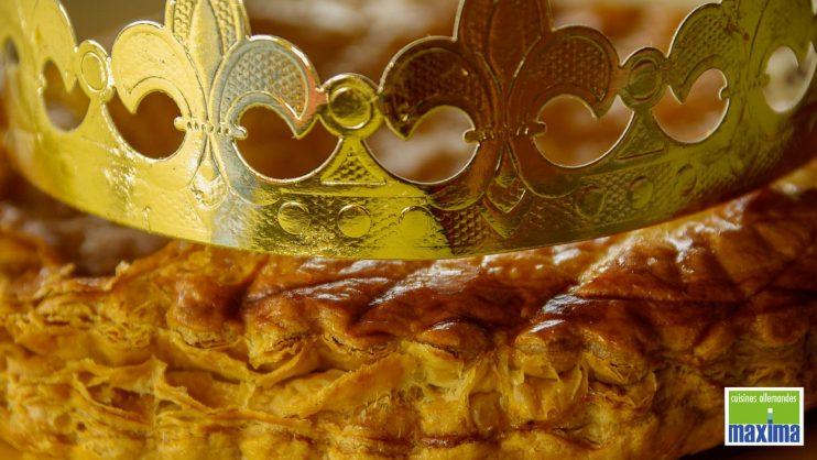 Recette facile : succulente galette des rois maison pour l'Épiphanie