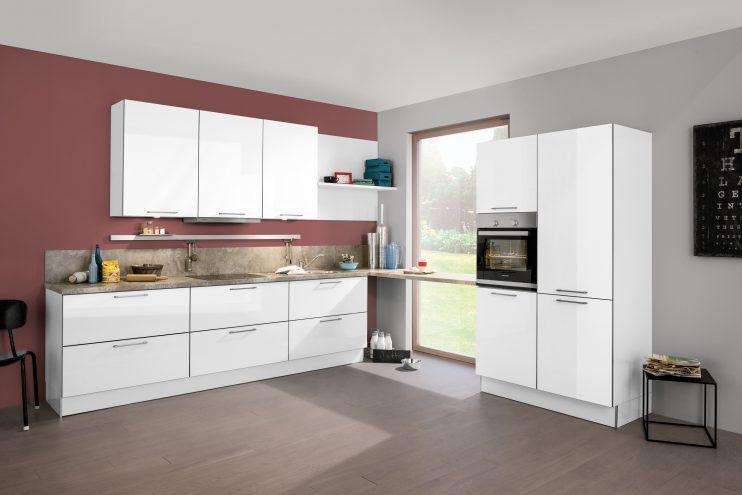 Cuisine C235 - Blanc
