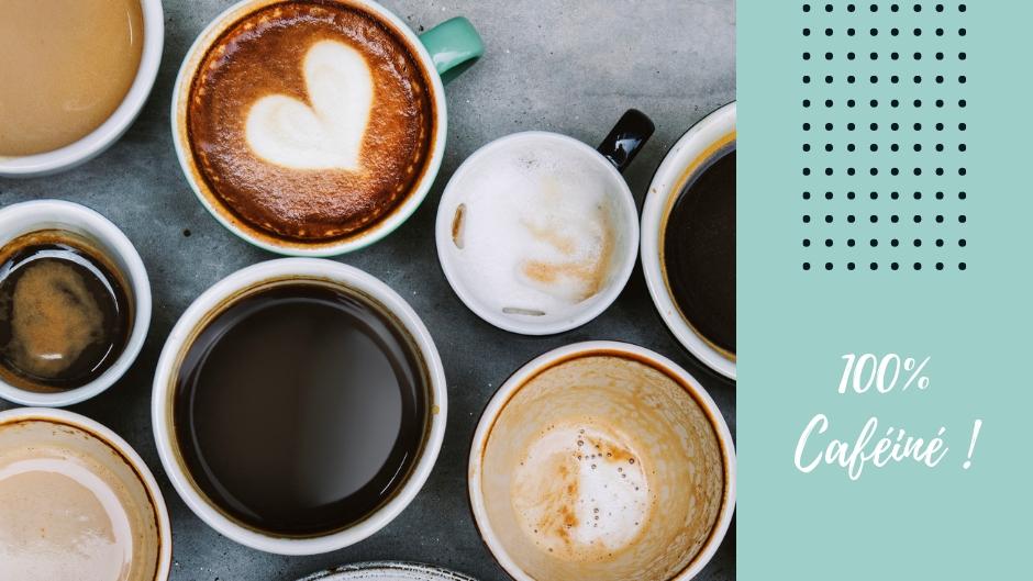 16 variantes de cafés et leurs secrets