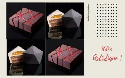 8 créations d'une Architecte de la pâtisserie : Dinara Kasko