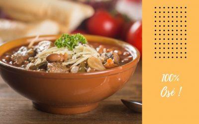 Un voyage à travers chaque soupe : 5 recettes en vidéo