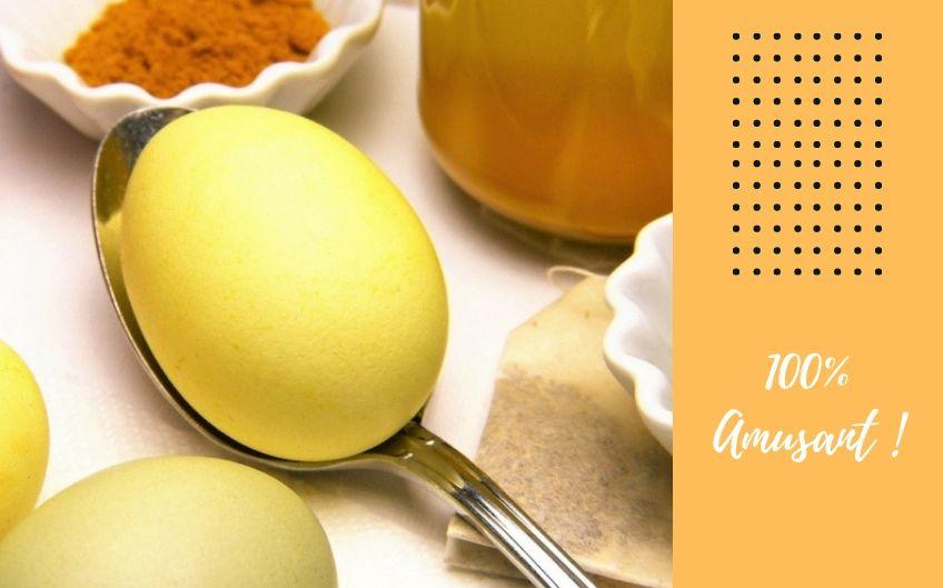 Des idées faciles pour décorer vos œufs de façon 100% naturelle !