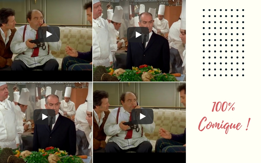 La cuisine au cinéma : 14 Scènes cultes et les hommes à l'honneur !