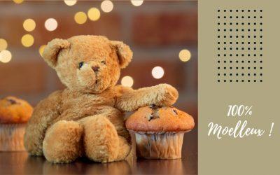 Voici pour la fête des mères 5 recettes faciles… Parce que toutes les mamans aiment les gâteaux !