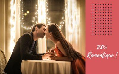 14 Février : Préparez-lui le plus romantique des dîners !