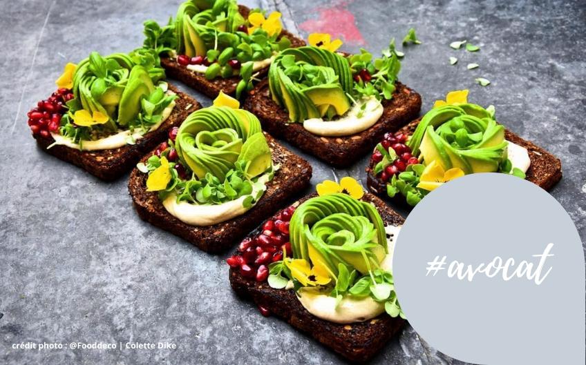 Food Deco : Elle transforme des avocats en oeuvres d'art… Des photos à déguster !