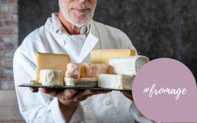 Sélection de 18 fromages AOP de caractère, à travers toute la France !