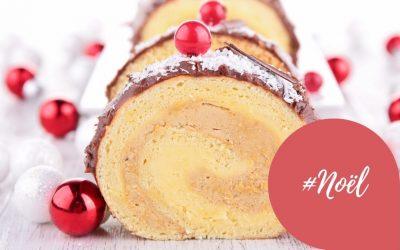 5 recettes de bûches de Noël : De quoi varier les plaisirs !