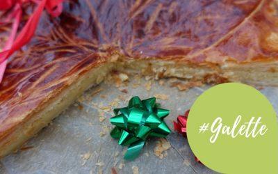 Partager les joies d'une galette pour la nouvelle année