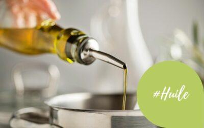 Petit guide facile pour bien utiliser vos différentes huiles en cuisine !