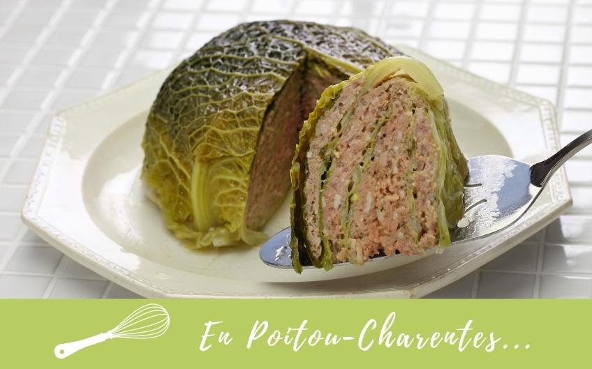 Tour de France des spécialités culinaires régionales : Le Farci Poitevin en Poitou-Charentes