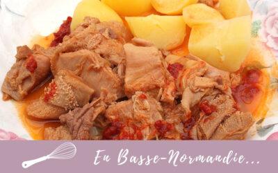 Tour de France des spécialités culinaires régionales : Les Tripes à la mode de Caen en Basse-Normandie
